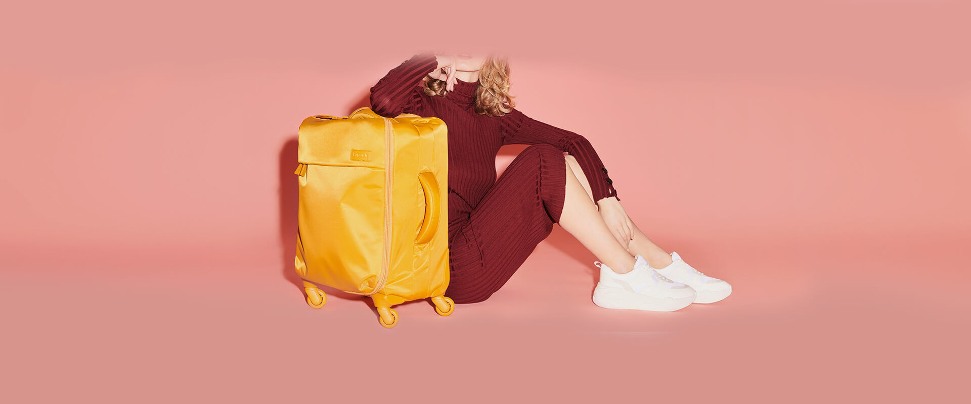 Valises souples et légères, Valises femme colorées | Lipault