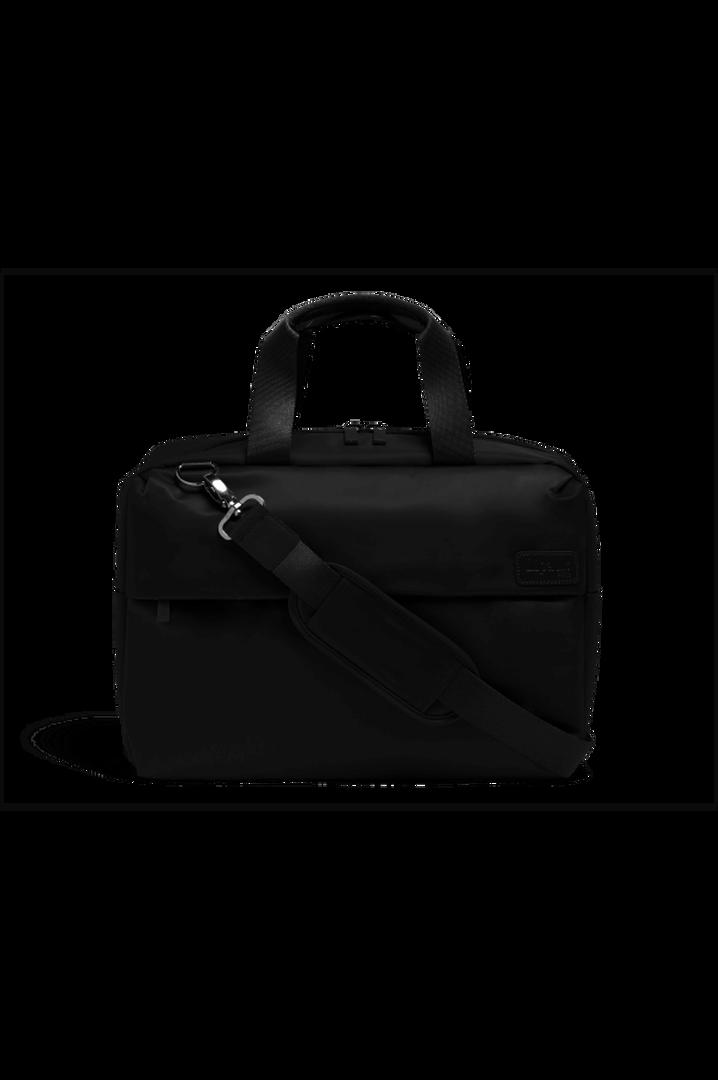 City Plume Laptop Aktetas Black   4