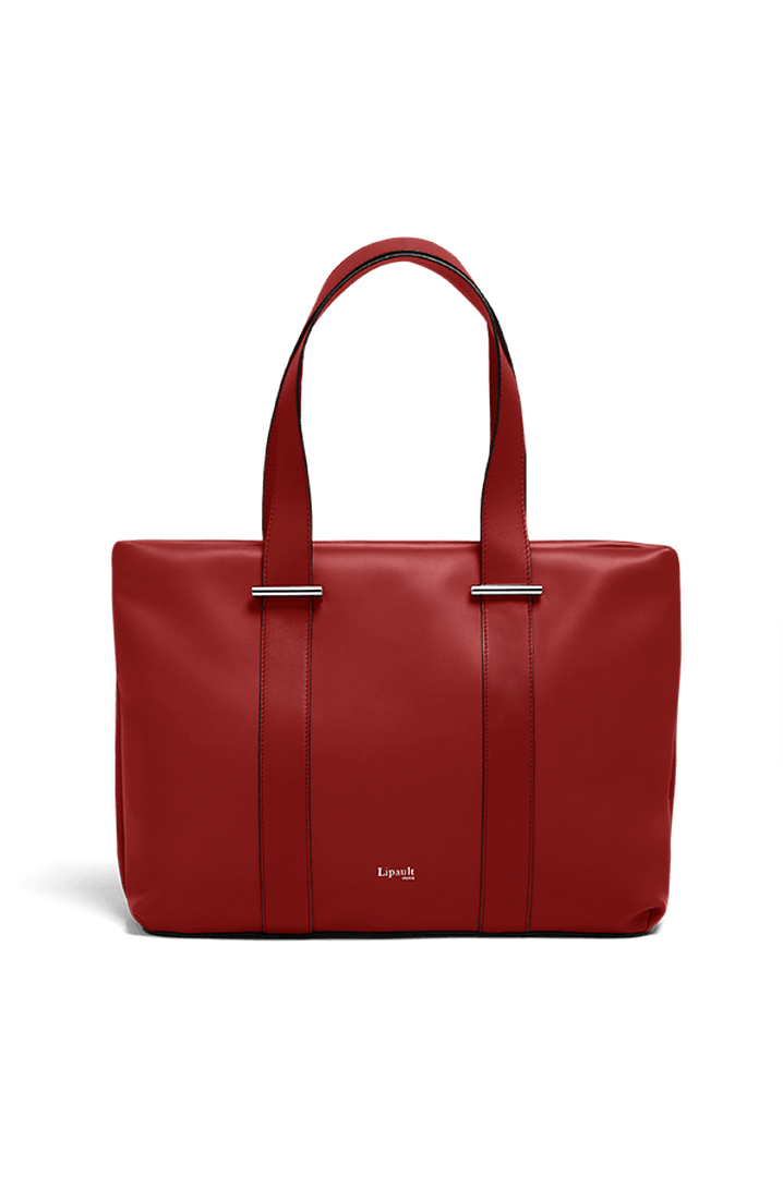By The Seine Sac shopping L Cherry Red | 1