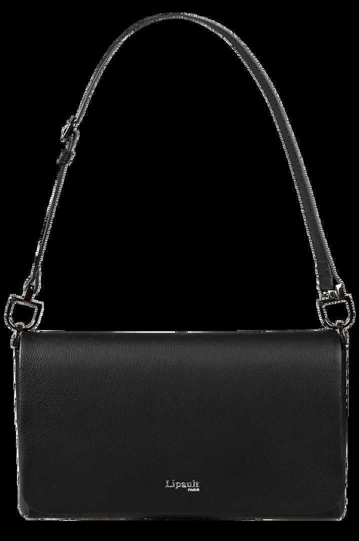 Plume Elegance Pochette Noir | 5