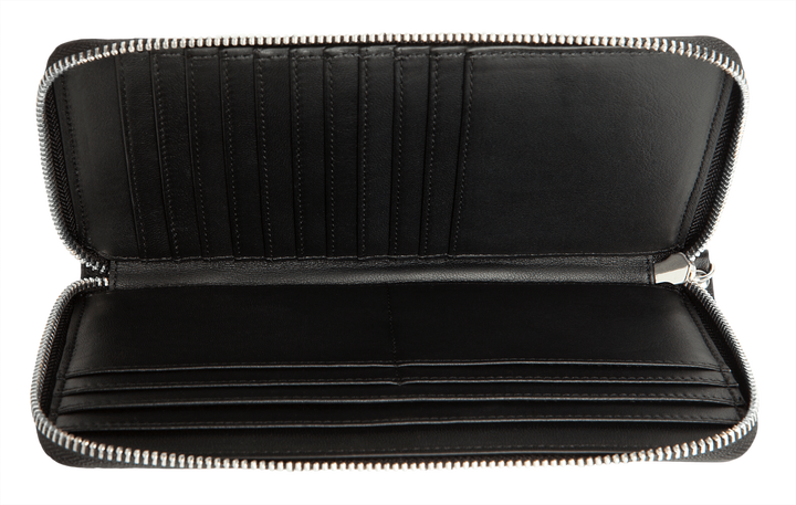 J.P. Gaultier Collab Portemonnee Black | 2
