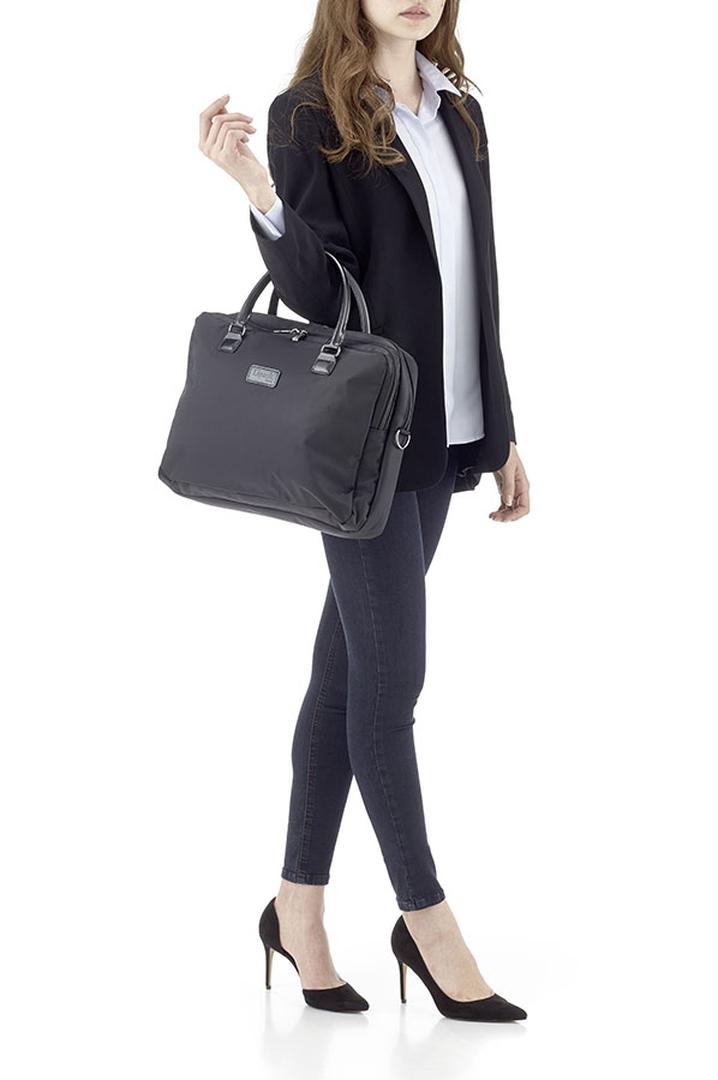 Lady Plume Dames Businesstas Black | 3