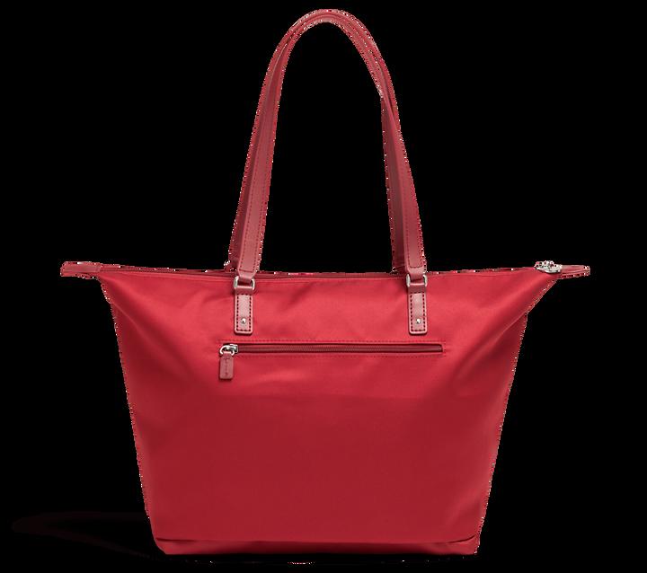 Izak Zenou Collab Shopper M Pose/Garnet Red | 2