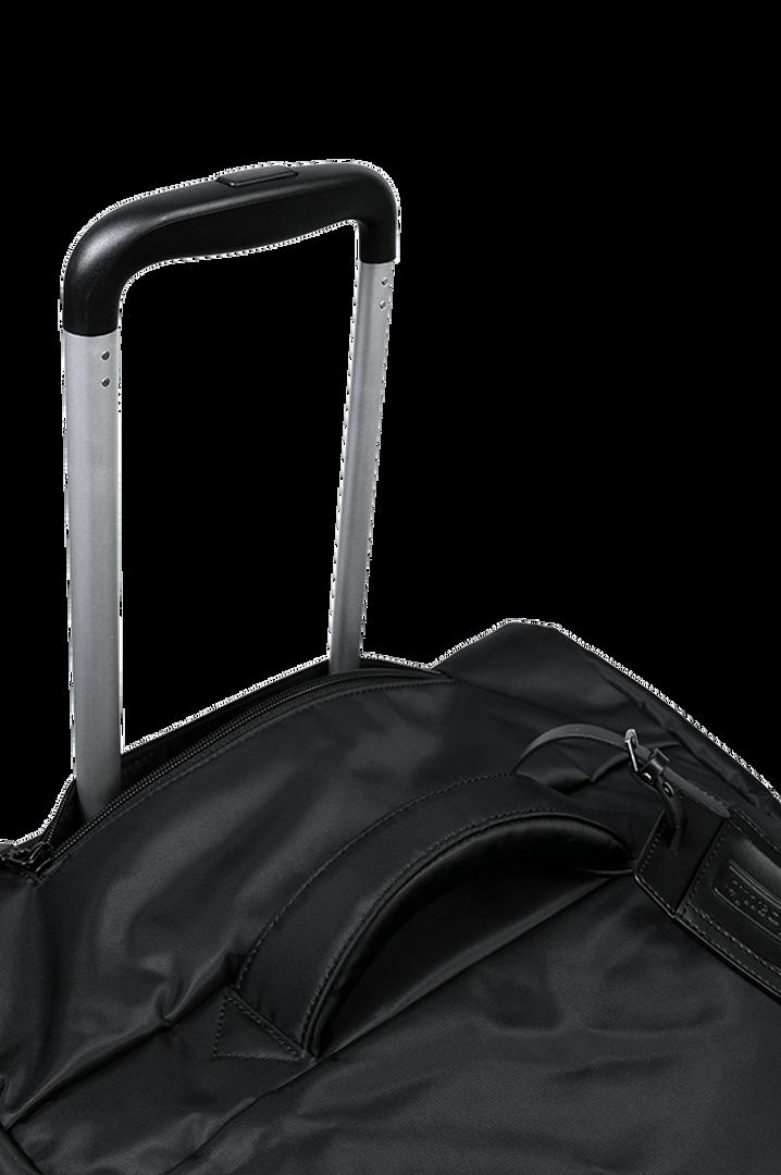 Pliable Sac de voyage à roulettes 78cm Noir | 4
