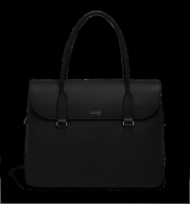 Plume Elegance Sacoche ordinateur  Noir | 1