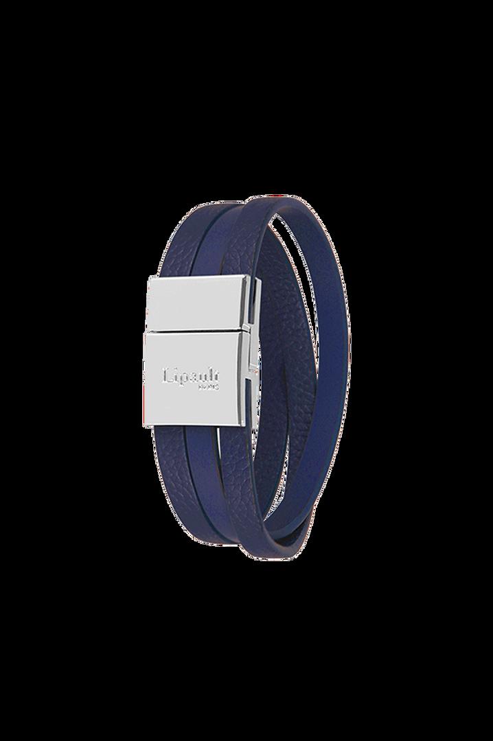 Plume Elegance Armband Navy | 1