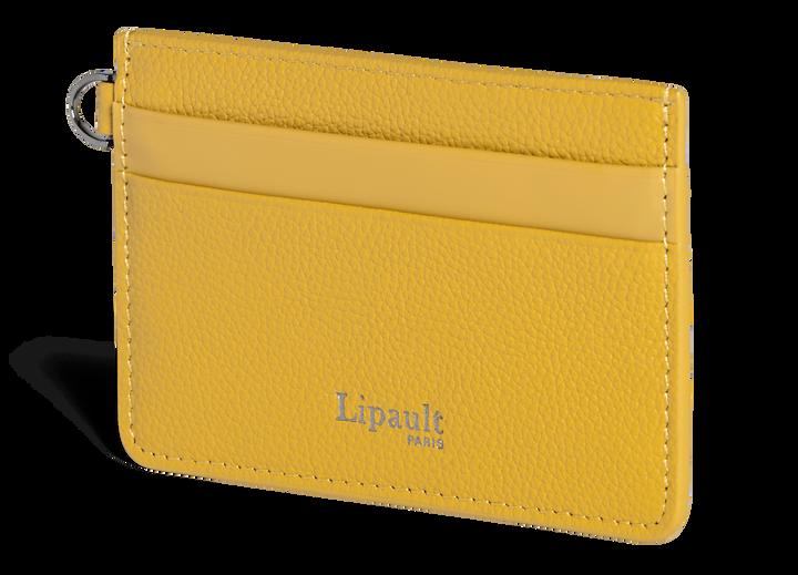 Plume Elegance Creditcardhouder Mustard | 4