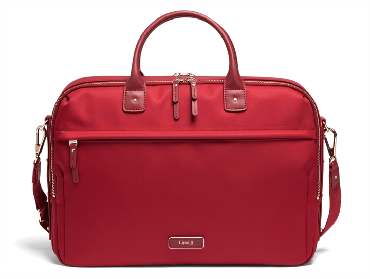 Business Avenue Laptop Aktetas  Garnet Red   1