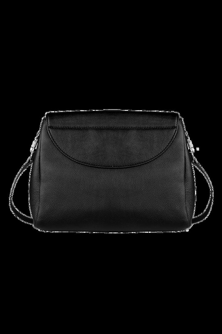 Plume Elegance Sacs porté croisé Noir | 3