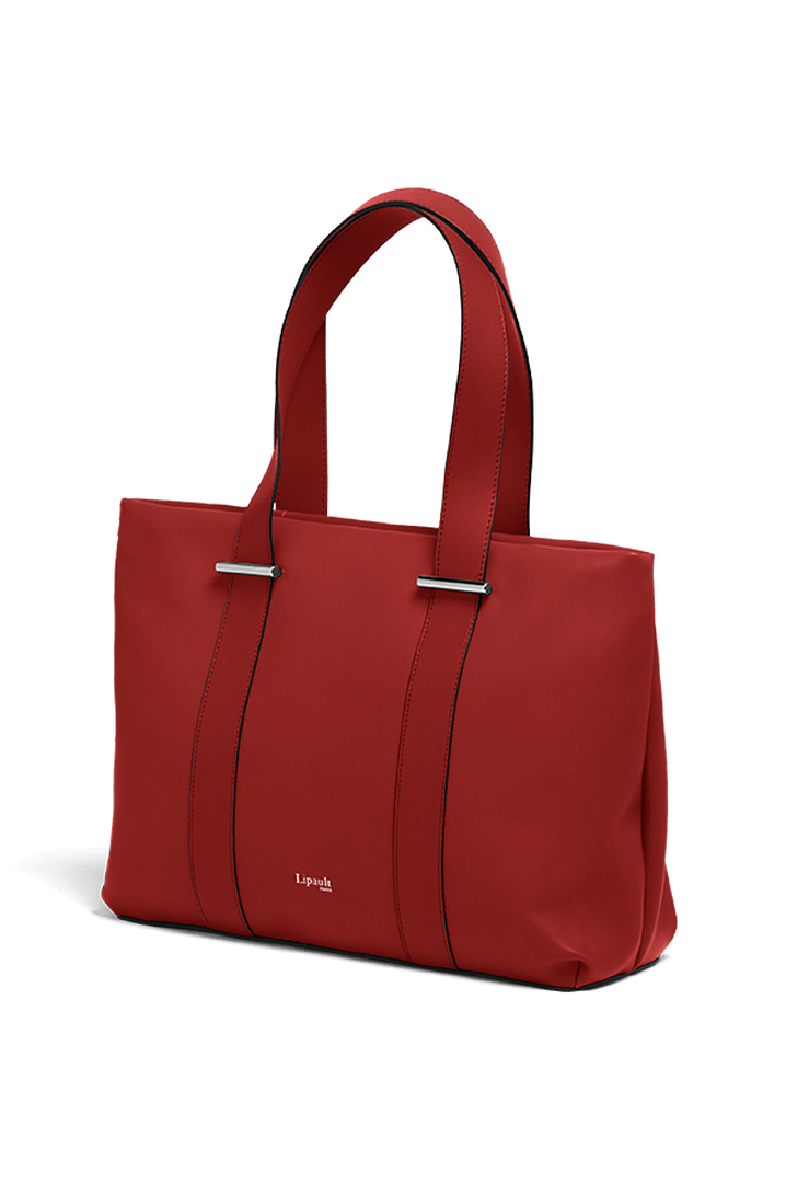By The Seine Sac shopping L Cherry Red | 4