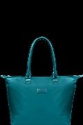 Lady Plume Sac shopping M Bleu Canard