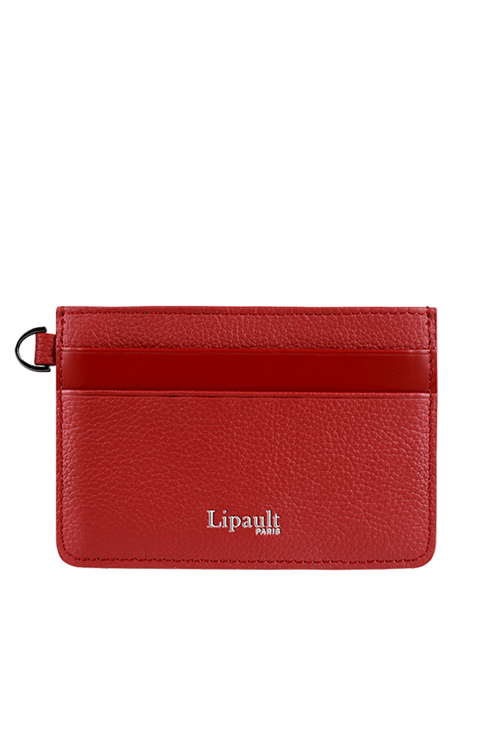 Plume Elegance Creditcardhouder Ruby | 1