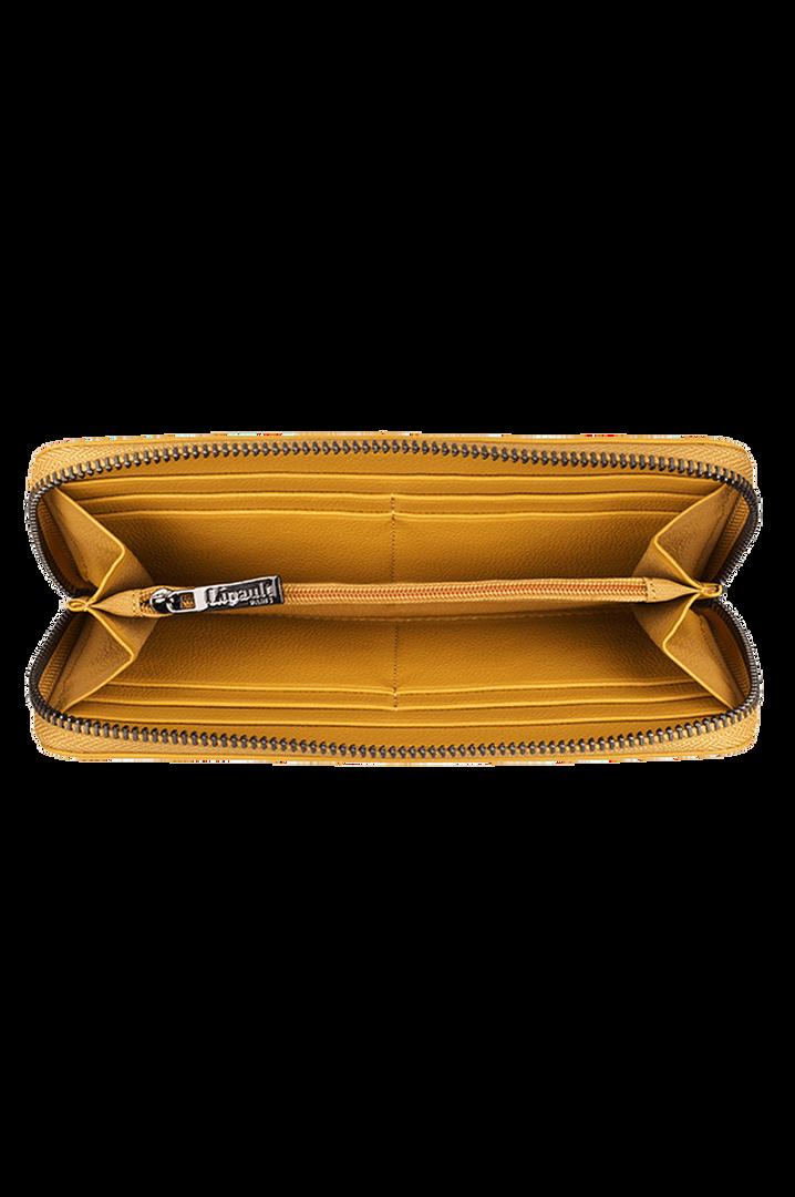 Plume Elegance Portemonnee Mustard | 2