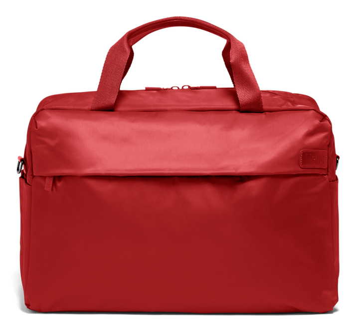 City Plume Weekendtas  Cherry Red | 1