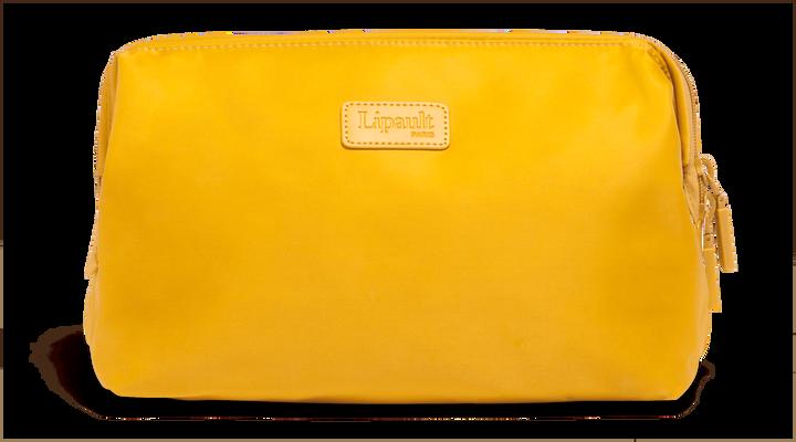 Plume Accessoires Toilettas Mustard | 1