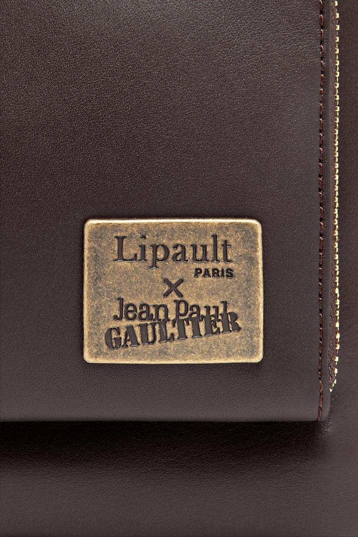 J.P. Gaultier Collab Mix Rugzak M Burgundy   6