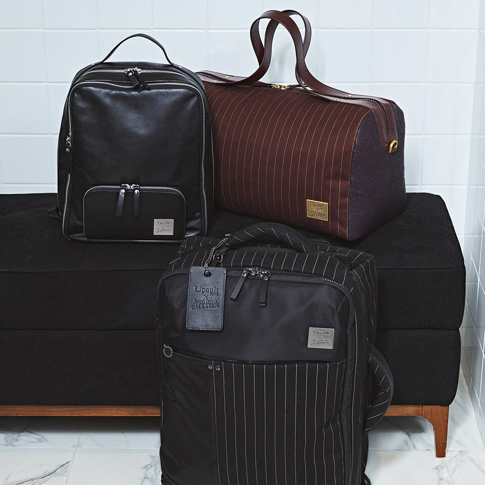 Luggage / uprights