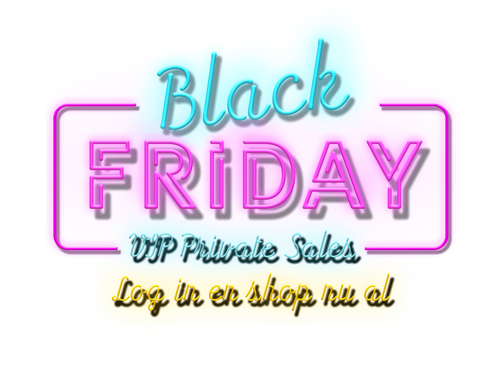 Black Friday 2018 Private Tot -60% korting