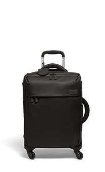Lipault Originale Plume Cabin Luggage 4 Wheels 55cm Anthracite Grey