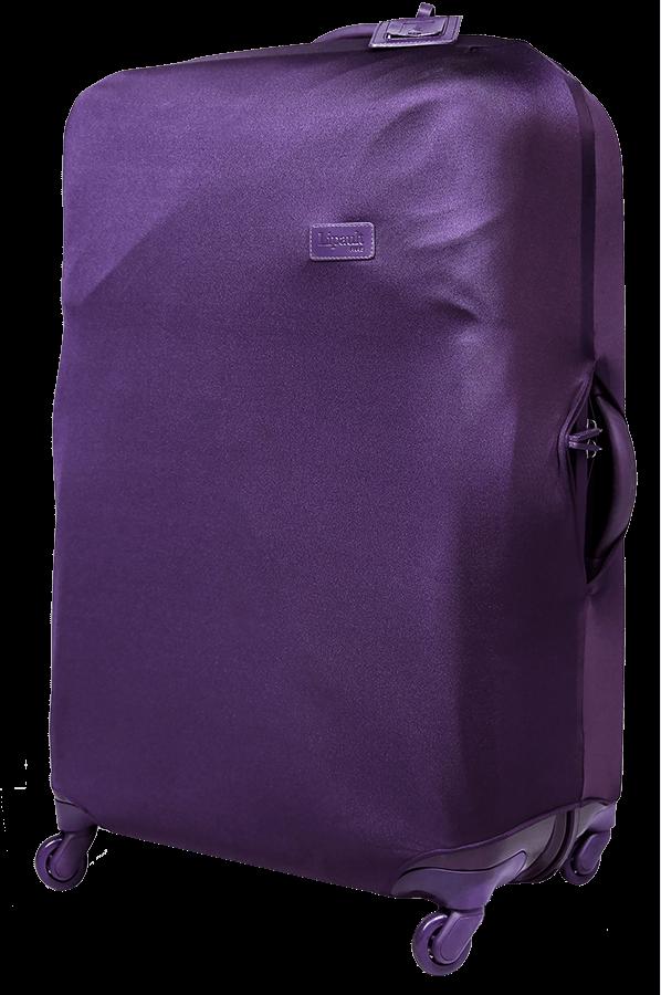Accessoires de voyage housse pour valise l violet lipault for Housse de voyage